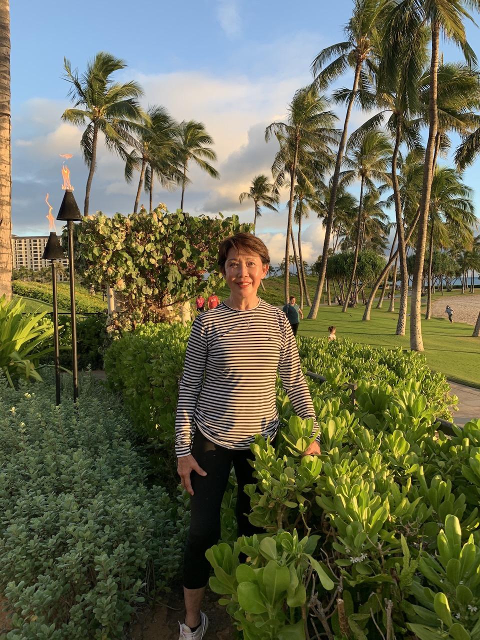 Vera at Ko Olina, Oahu,Hawaii
