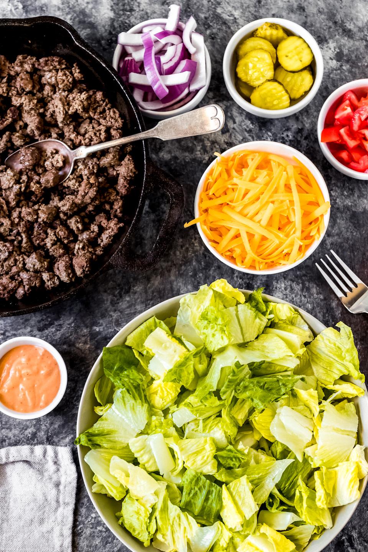 ground-venison-big-mac-salad-1