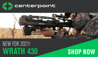 Designed for close-quarters hunting and ultimate stealth, the Centerpoint Wrath™ 430 Crossbow aggressively amps up the speed, power, and accuracy all within the smallest crossbow CenterPoint makes. Whether you've taken up a sniper position in a tree saddle or are shifting on the fly to outfox a change in wind direction, this bullpup-style bow tightens your profile and keeps you nimble. 340x200