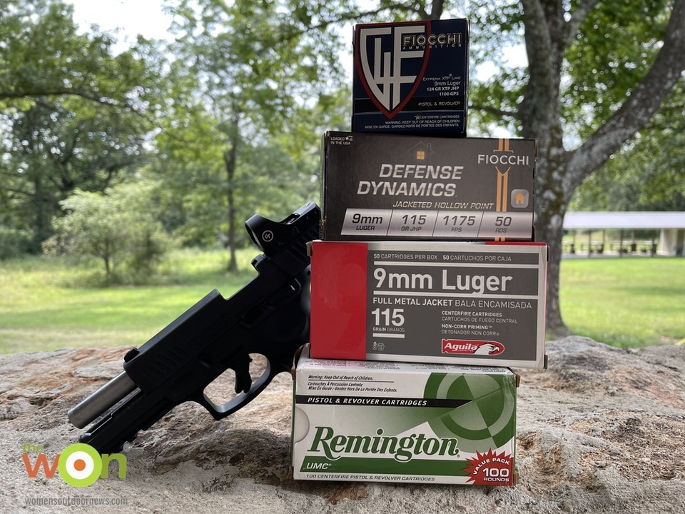 Ammo for G3 testing