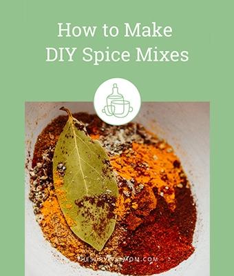 Survival Mom DIY Spice Mixes MailPoet