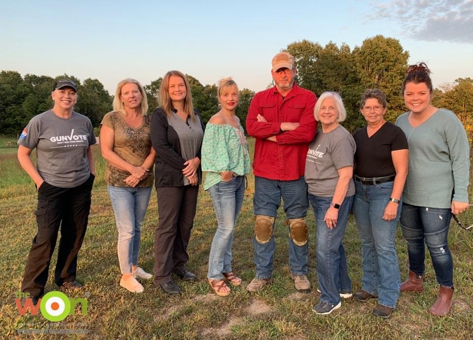 Sunshine Shooting Club on range