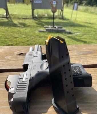 Taurus G3 on range feature