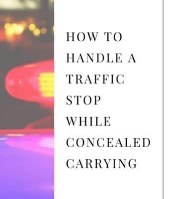 Traffic Stop Feature
