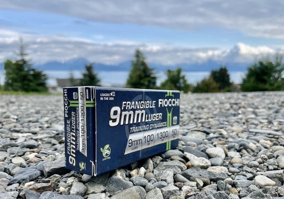 fiocchi frangible Self Defense Ammo