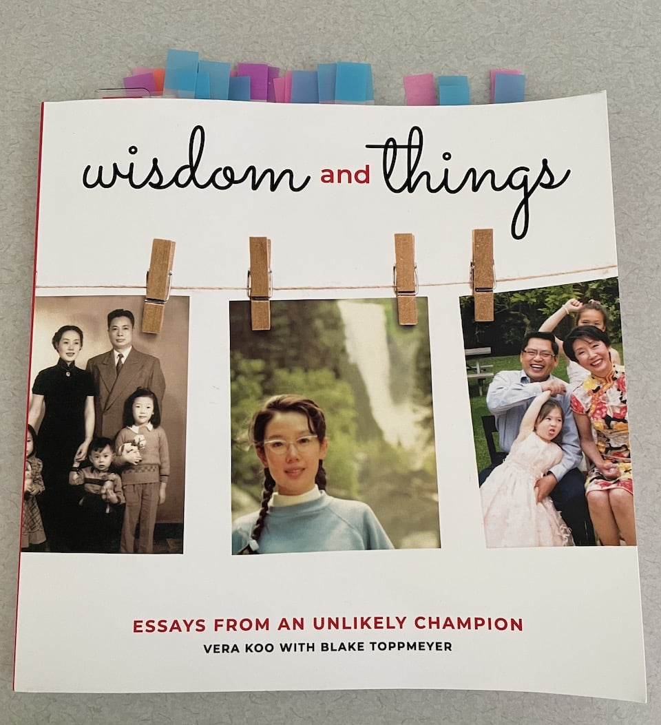 tabbed wisdom & things