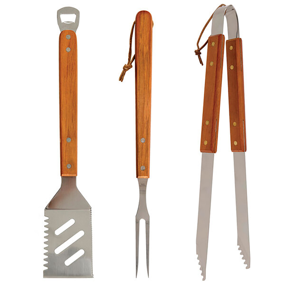 3 Piece Nesting Grill Tool Set (MSRP $10.99)