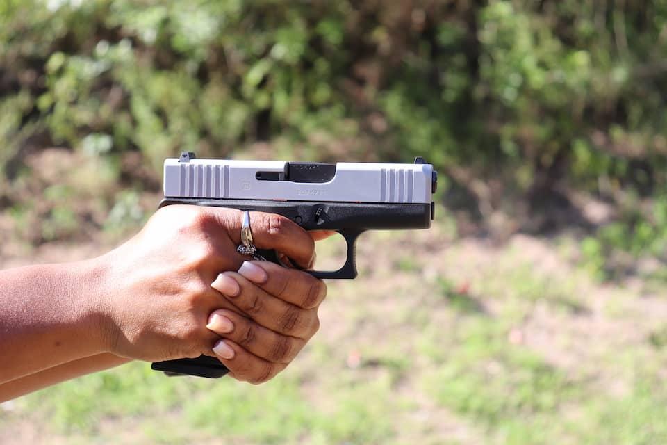 Avery Skipalis grip Shooting Fundamentals
