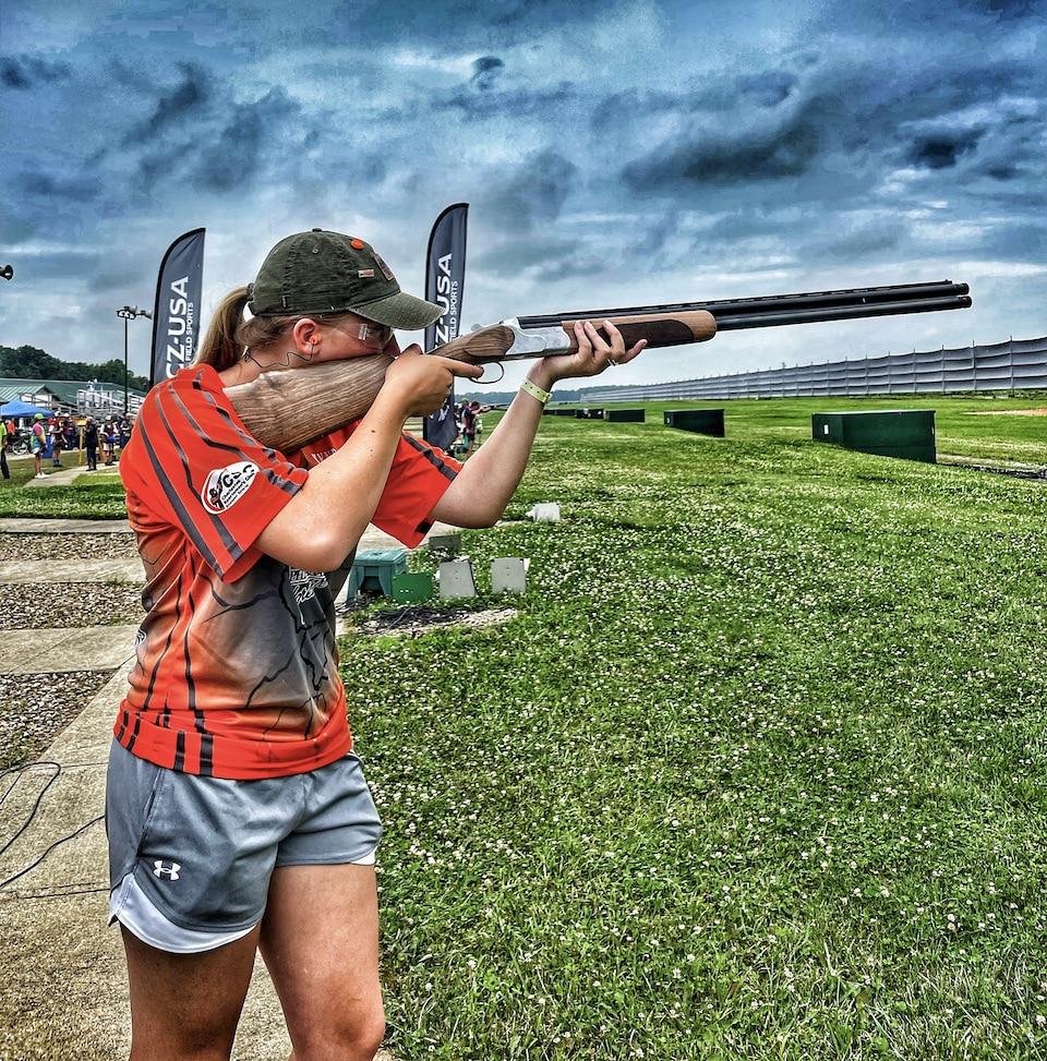 CZ shotgun owner SCTP National Championships