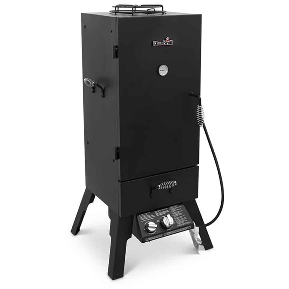 Char-Broil Vertical Gas Smoker (MSRP $219.99)