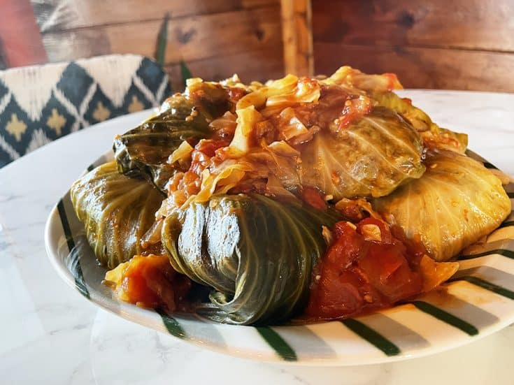 Finished Cabbage Rolls 1