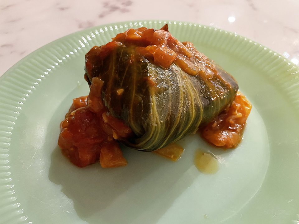 Finished Cabbage Rolls 2