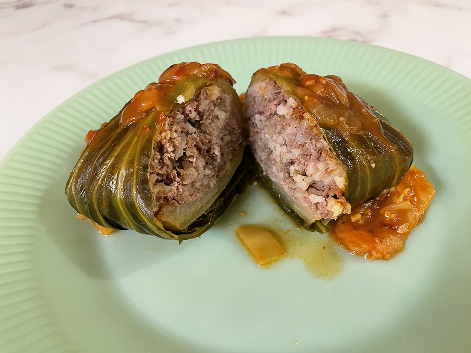 Finished Cabbage Rolls 3