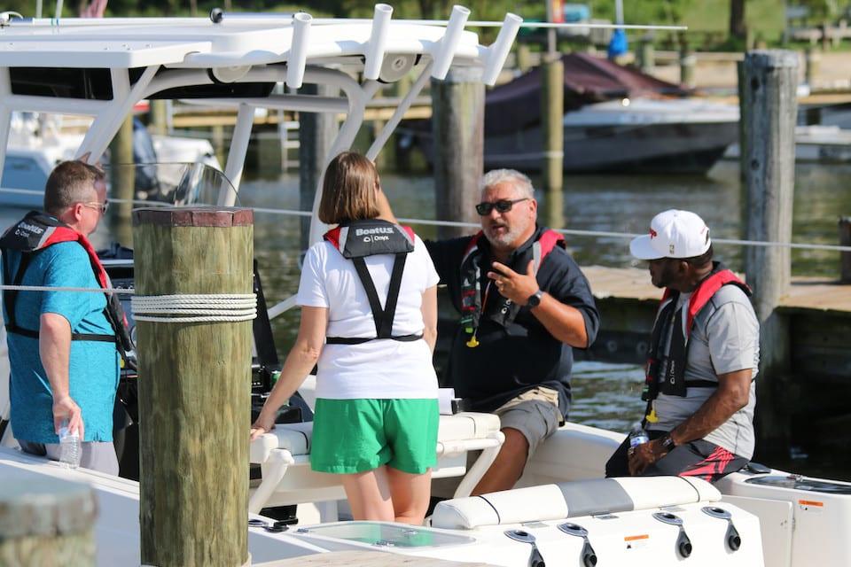 Found OWT Safer Boater Charleston SC Photo 8_04_21