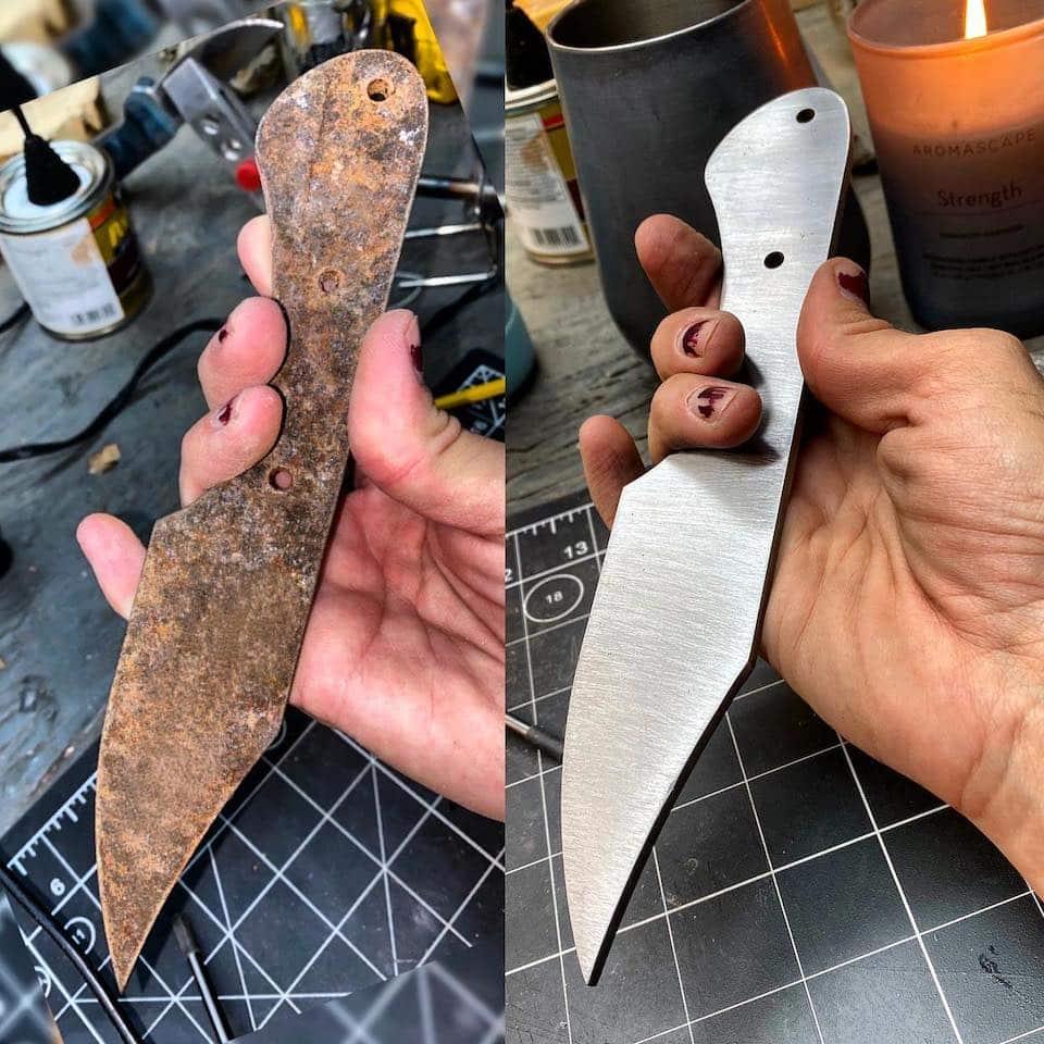 Knife Blank