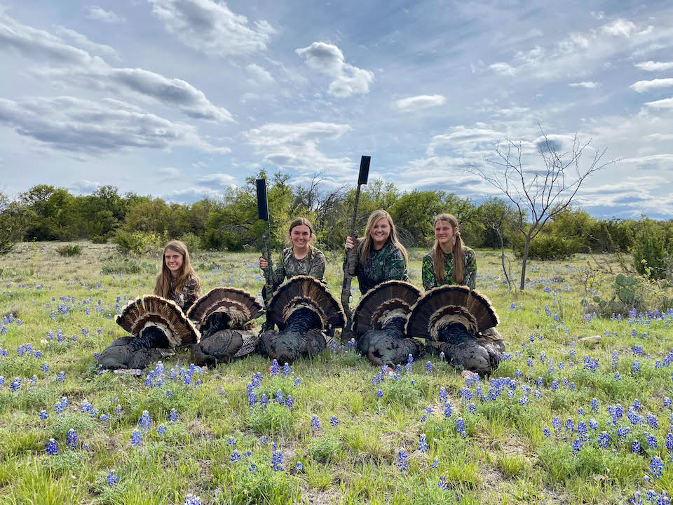 Kylie McCrea Loves Hunting Turkey