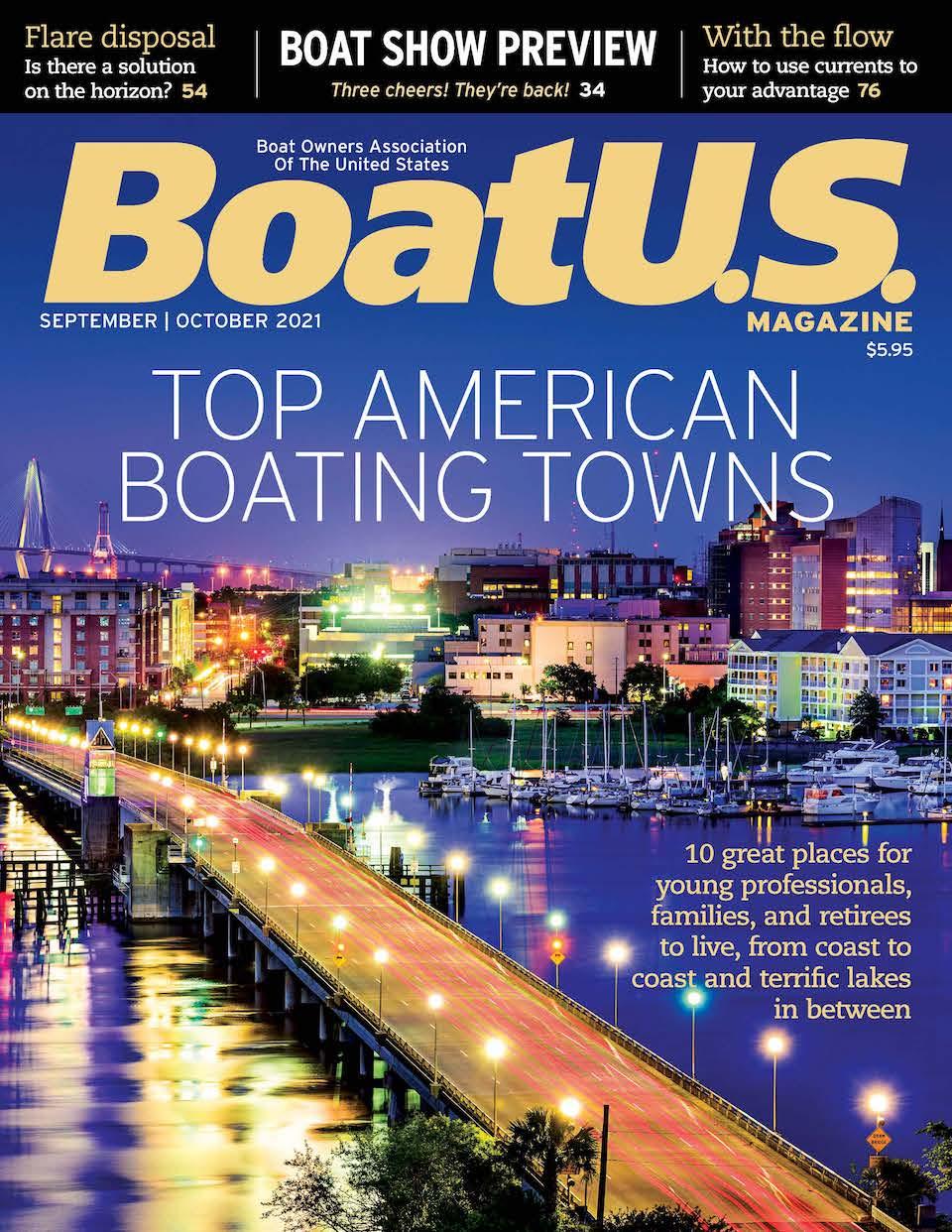 Pub 10 Top Boating Towns BoatUS Magazine