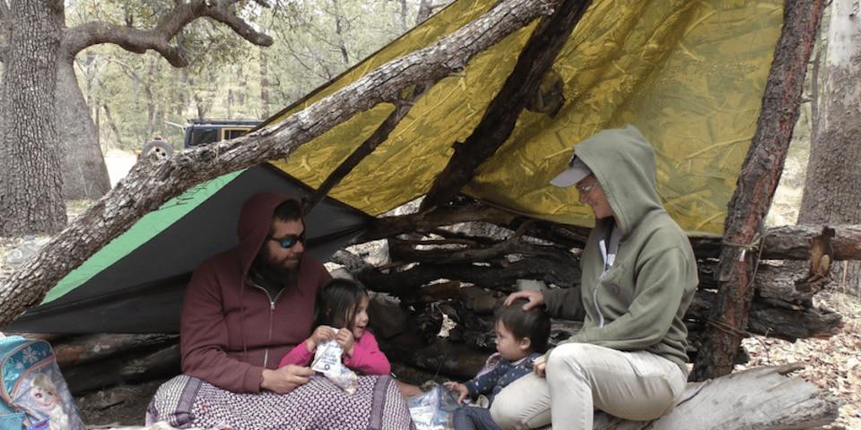 Rogue Preparedness in Tent