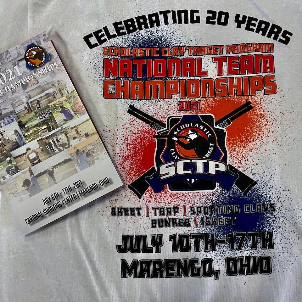 SCTP Nationals shirt SCTP National Championships