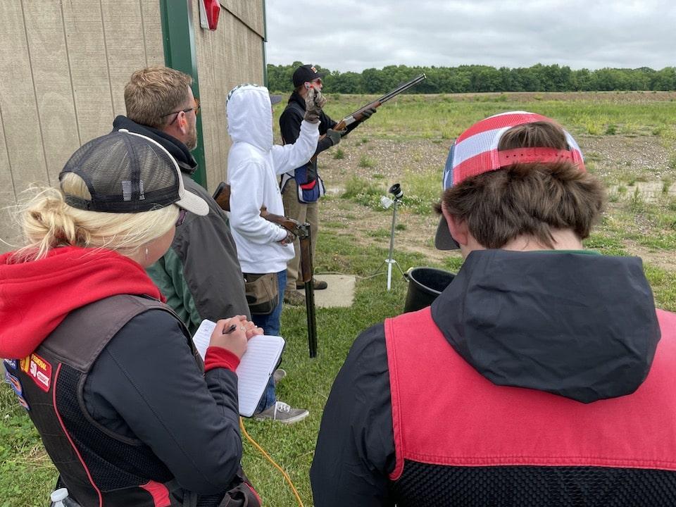 Skeet Field Olympic & Sporting Clays Development (OSCD) Camp