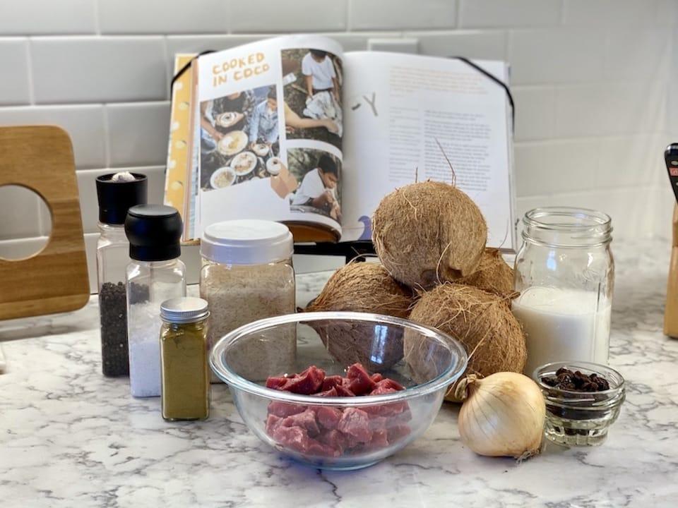 WON Wild Child Recipe Ingredients