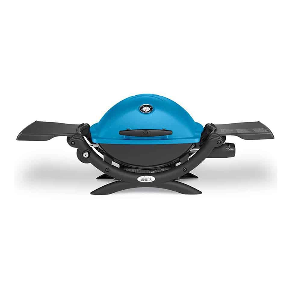 Weber Q 1200 Gas Grill (MSRP $219.99)