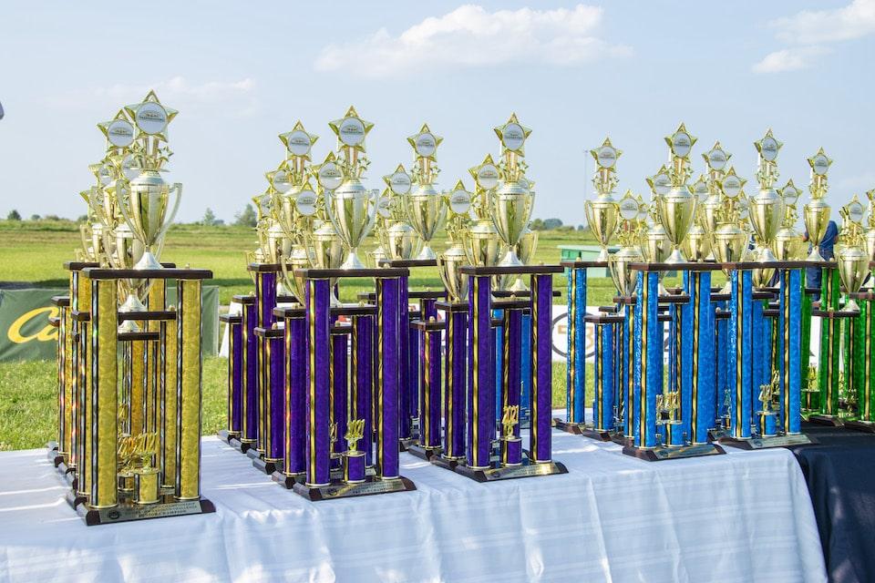AIM trophies