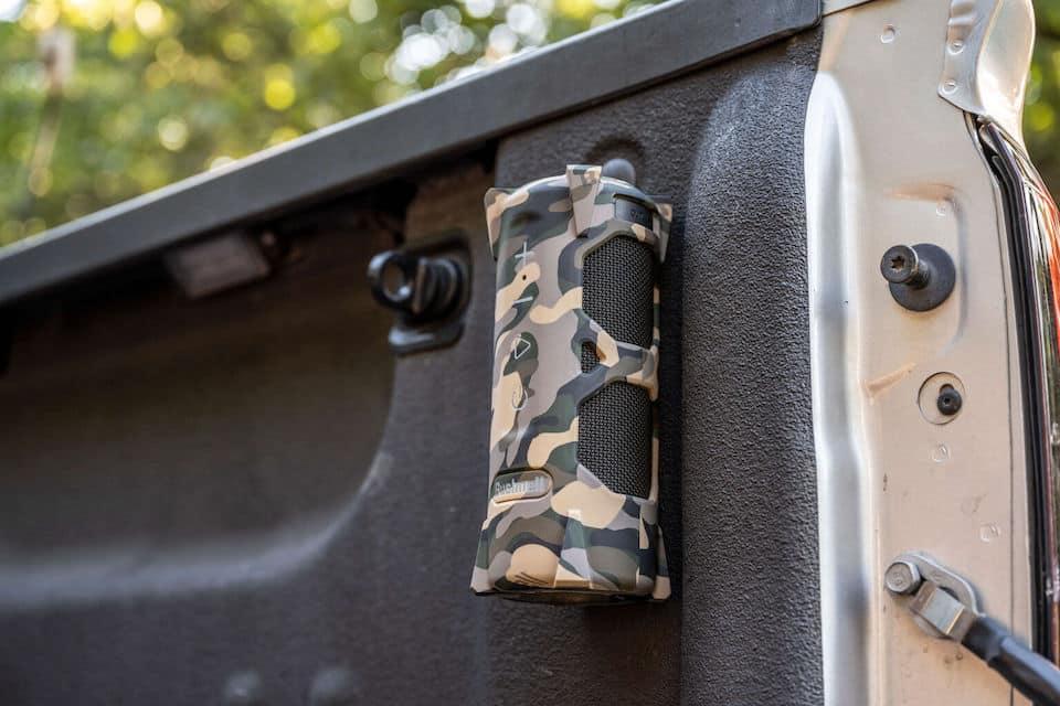 Bushnell Outdoorsman truck bed PHOTO CRED Bushnell_com