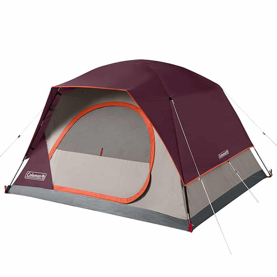 Coleman tent Camping Essentials