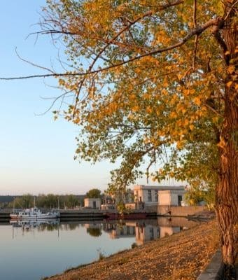 Fall Boating feature