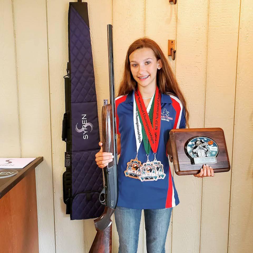 Knightly Duris Youth Shotgun Sports