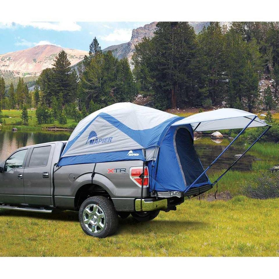 Napier truck tent Camping Essentials