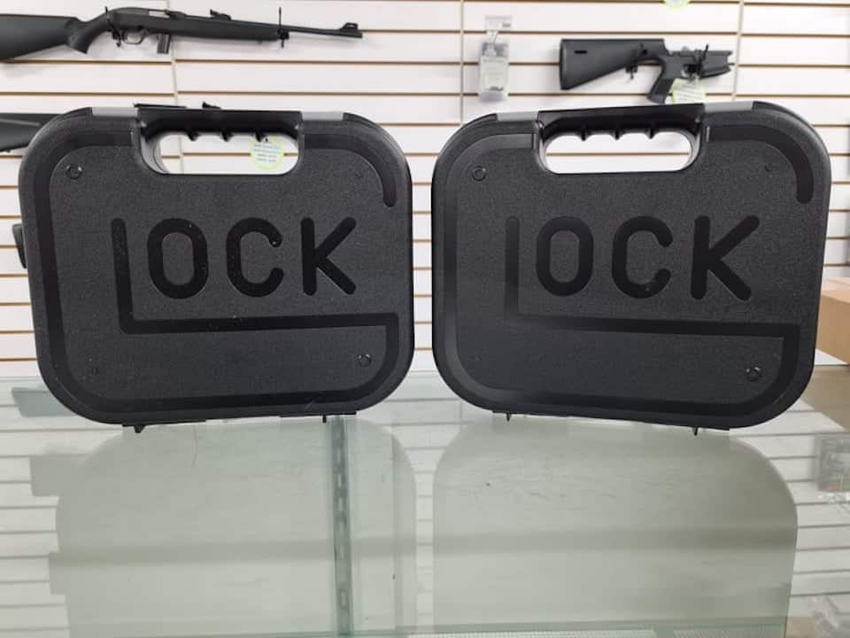 Purchasing 2 GLOCK's in the store