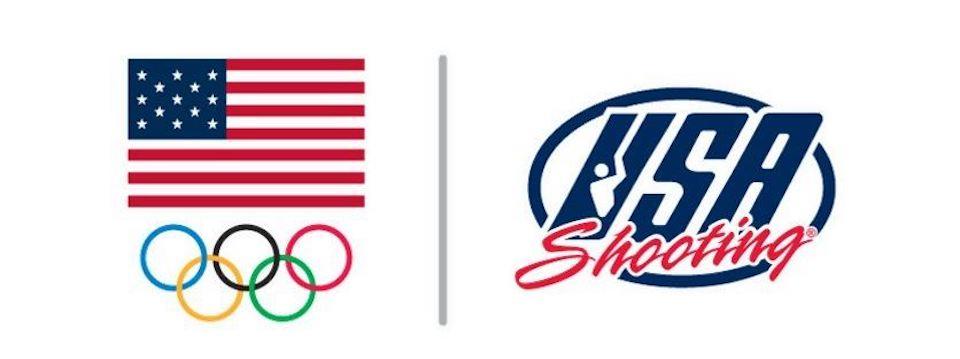 USA Shooting Logo