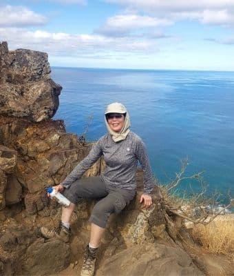 Vera Hiking Hawaii feature