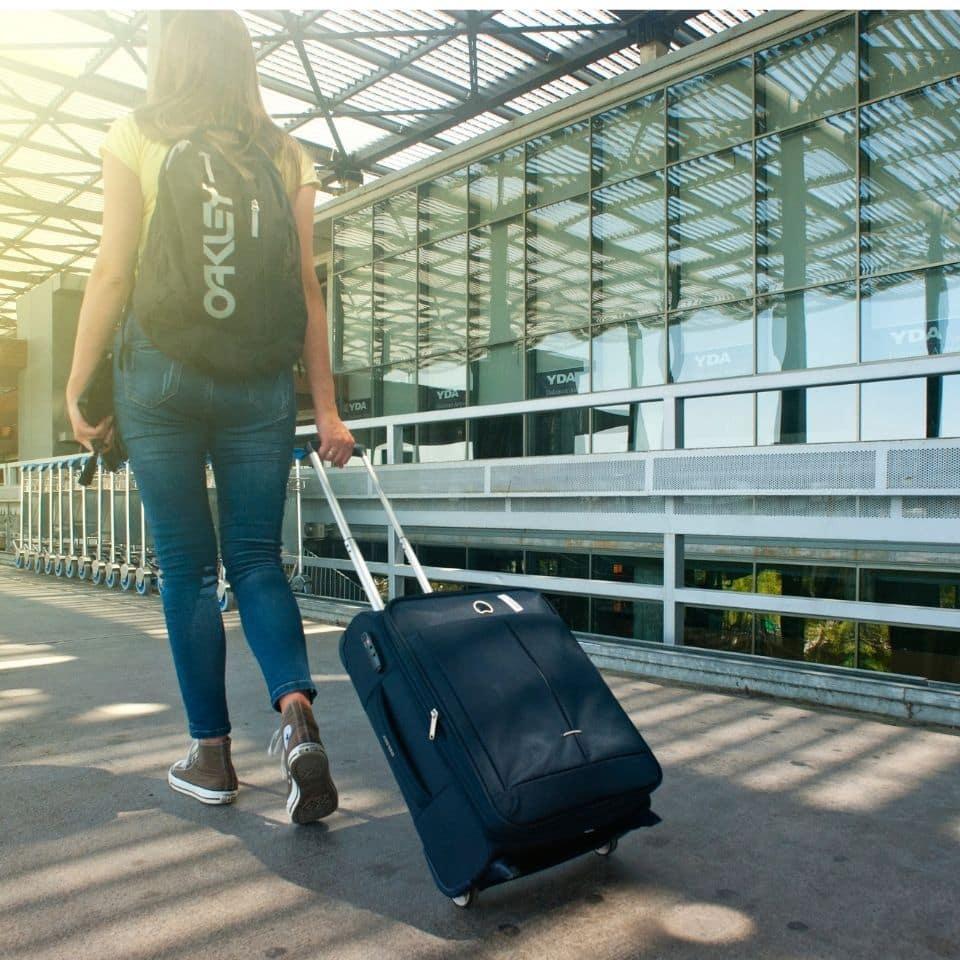 luggage Travel Safely