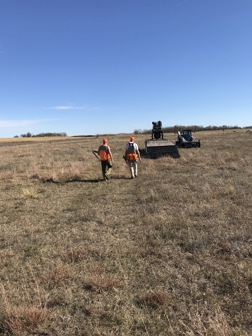 walking upland slam nebraska