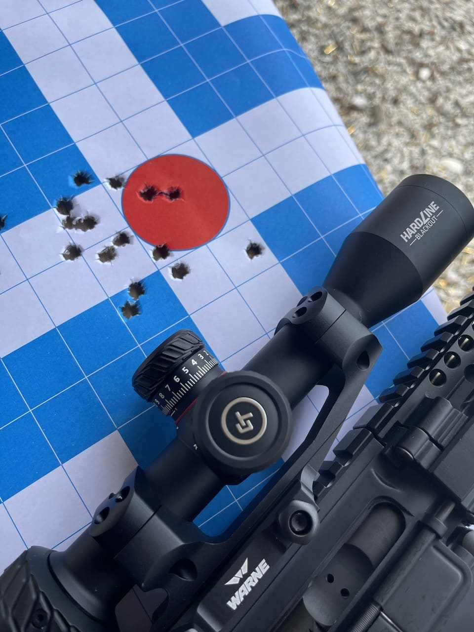CT scope and Target