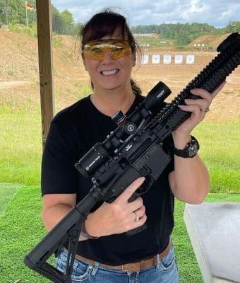 Crimson Trace AR Blackout Riflescope Review feature