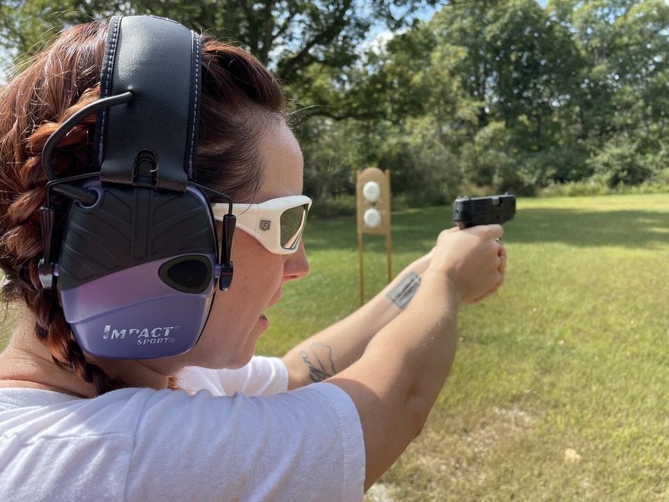 Woman shoots Taurus G3c