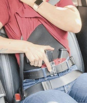 seatbelt feature