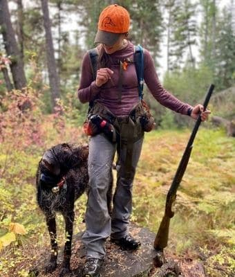 upland hunting Syren feature photo 10-21